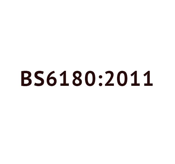 BS6180 Logo