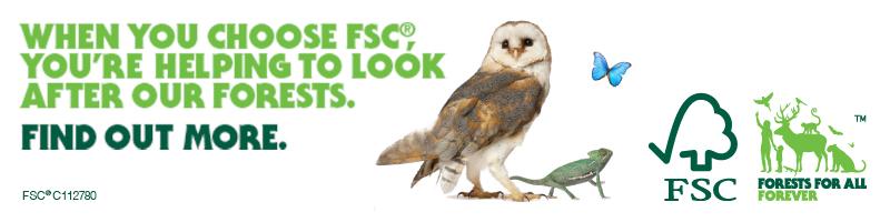 Bereco FSC Banner