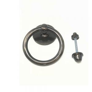 Ring Door Knocker Bronze