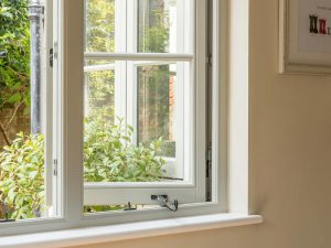 Bereco flush casement window open monkey tail stay
