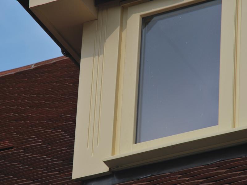 Casement Window Bespoke detailing