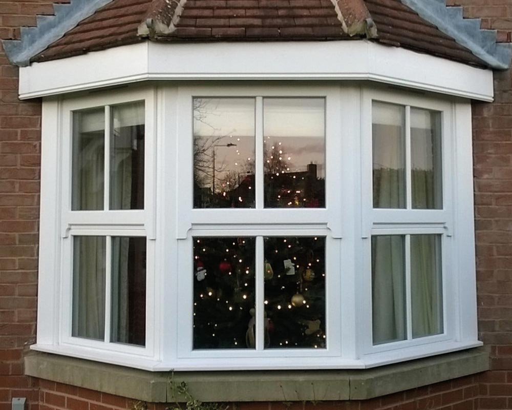 Casement Window Mock Sash