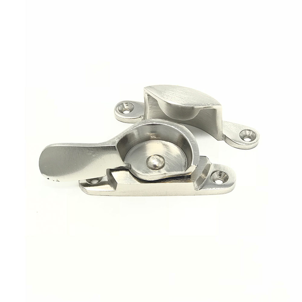 Fitch Fastener Polished Nickel