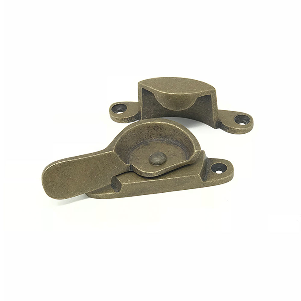 Fitch Fastener Rumbled Brass