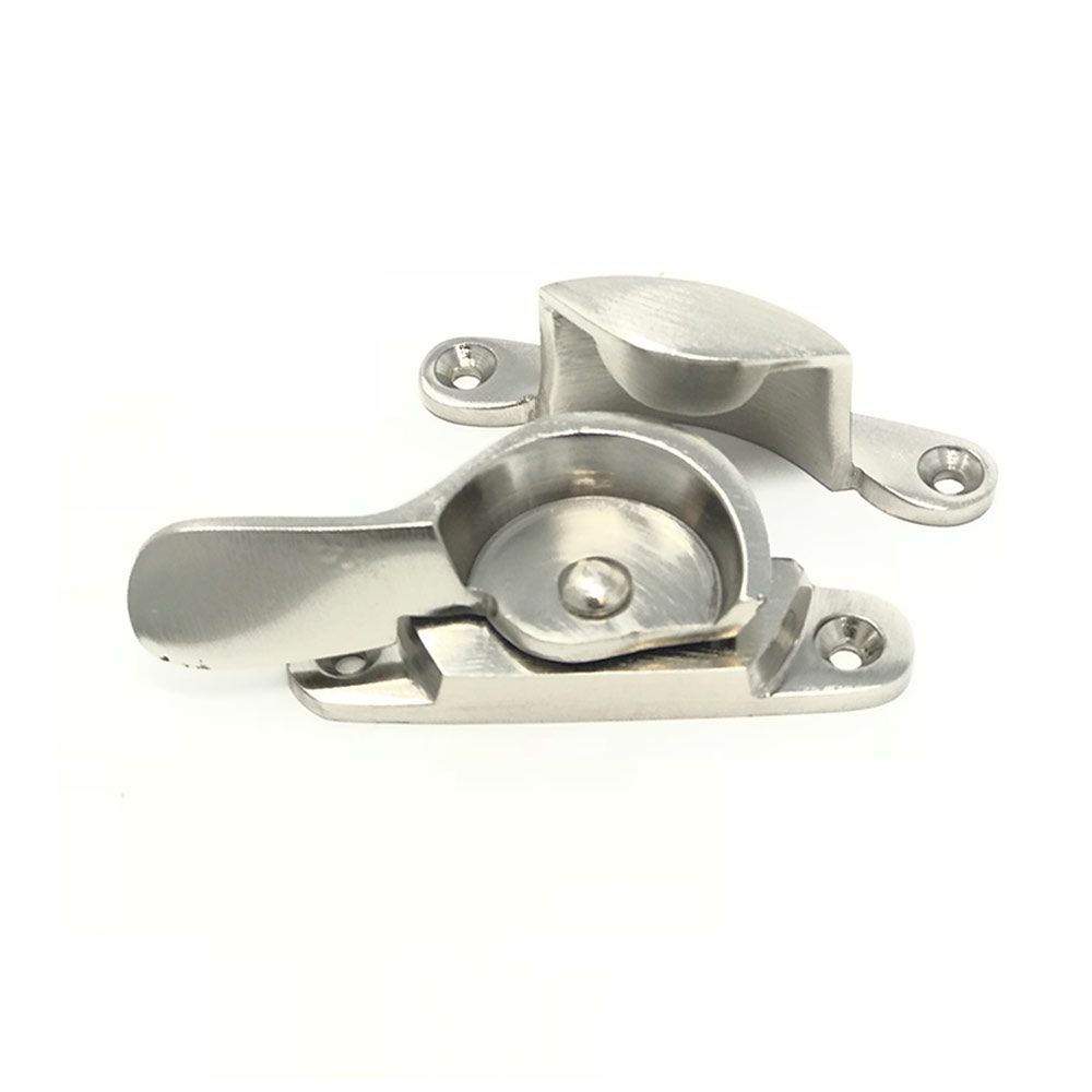 Fitch Fastener Satin Nickel