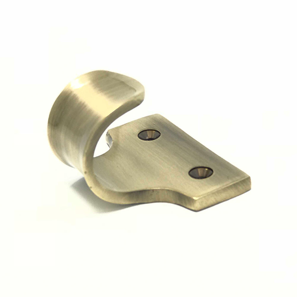Sliding Sash Hook Lift Antique Brass