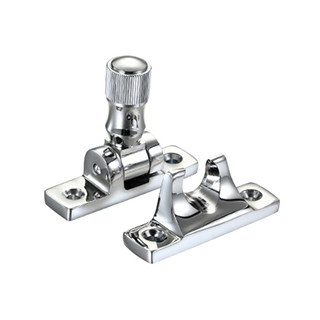 Brighton Sash Fastener Polished Chrome