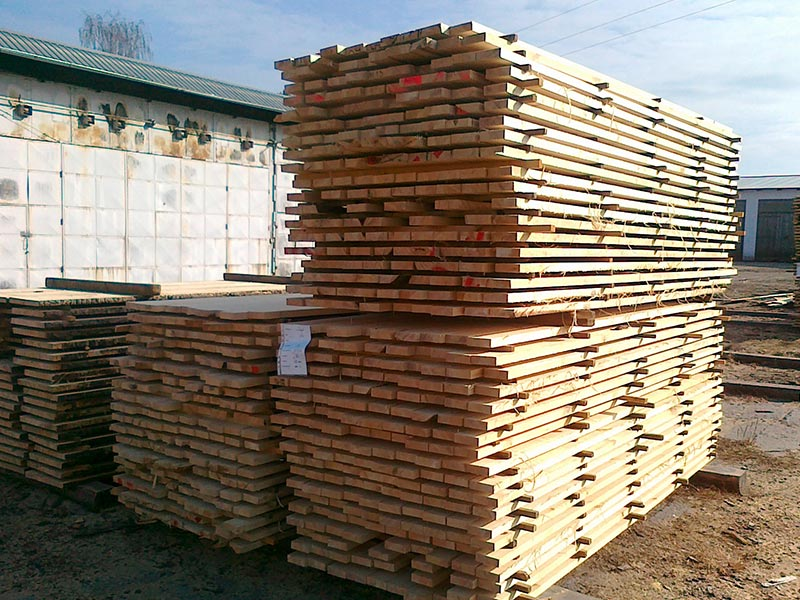 Timber Stacking
