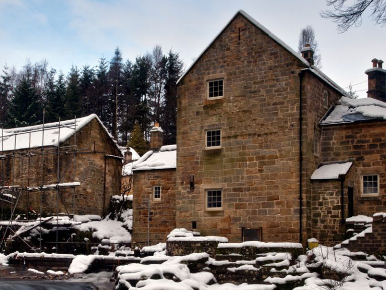 Bereco Heritage Casement Windows Thrum Mill