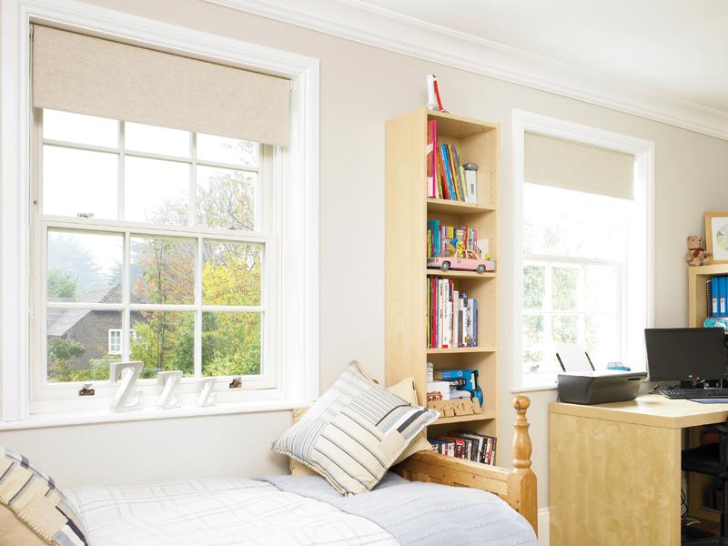 Sash Windows Kids bedroom