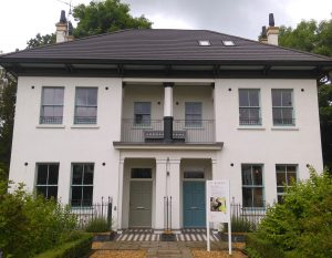 The Princes Trust House
