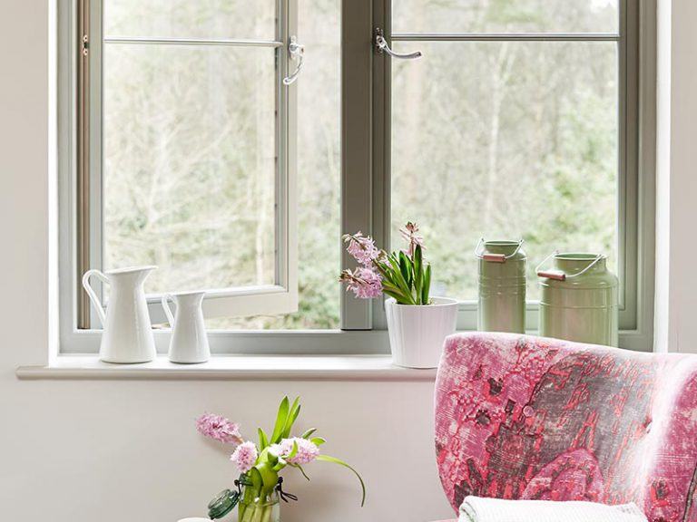 casement window open window cill