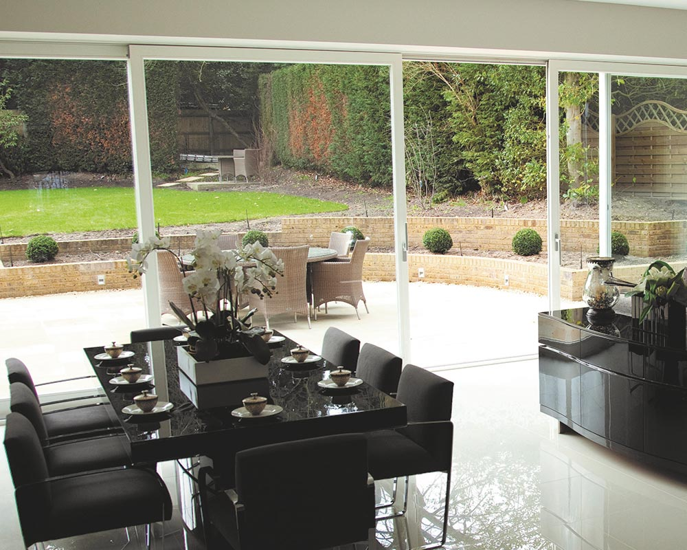 Lift and glide patio doors