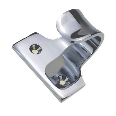 Sliding Sash Hook Lift Polished Chrome