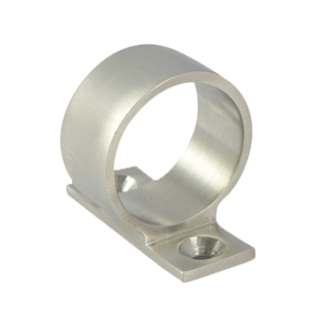 Sliding Sash Ring Lift Satin Chrome
